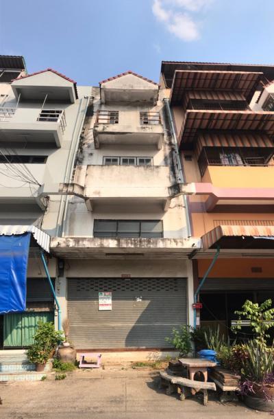 อาคารพาณิชย์ 3000000 พิษณุโลก ธัญบุรี ประชาธิปัตย์
